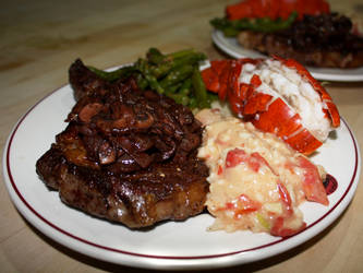 vday surf and turf by agent229