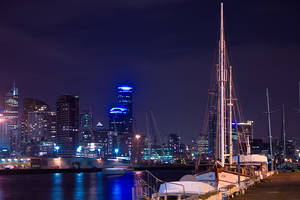 by the docks by aaronactive