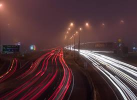 foggy westgate by aaronactive