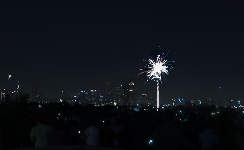 Happy New Year! by aaronactive