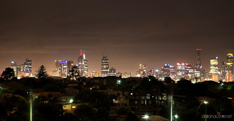 That's Melbourne by aaronactive