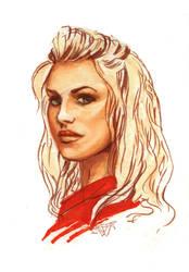 Rose Tyler by Tssuru