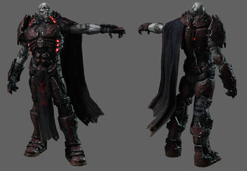 Vampire Knight 2150 by RedHeretic
