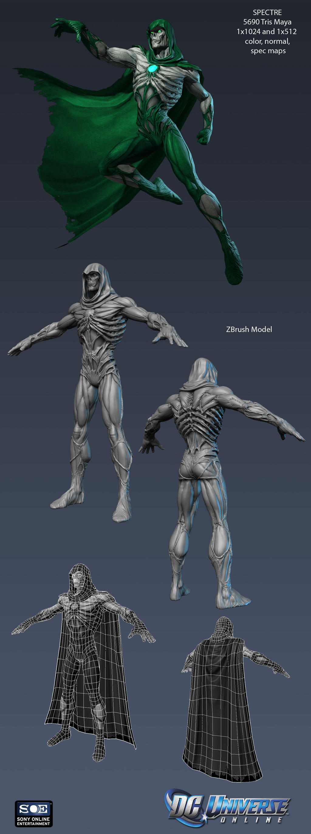 Game Concept art thread | DC Universe Online Forums