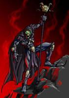 Skeletor by RedHeretic
