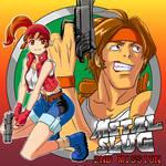 Metal Slug 2nd mission ~NEOGEO Pocket