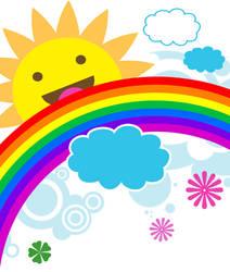 My happy sun