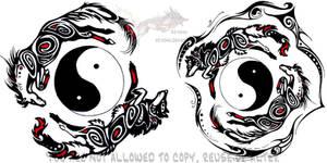 Tribal Duo versions