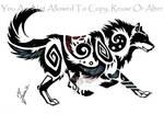 Lolu Tribal 1/2 by Arixona