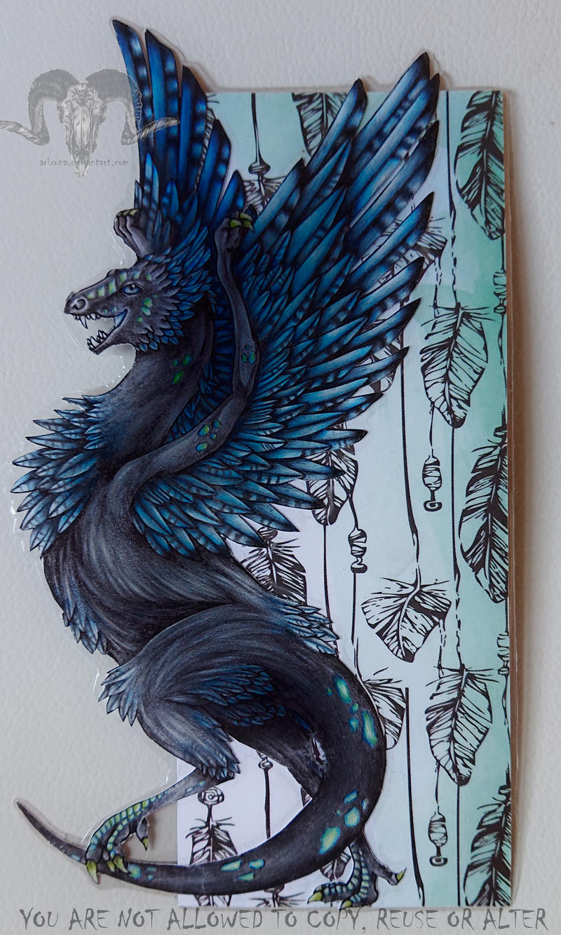 Archaeopteryx Bookmark