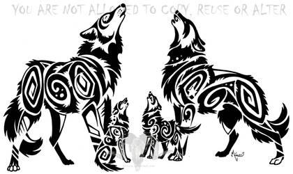 Four Wolves Tribal