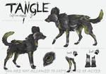 Tangle Ref-Sheet by Arixona