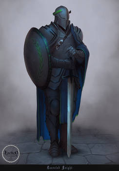 Laureled Knight