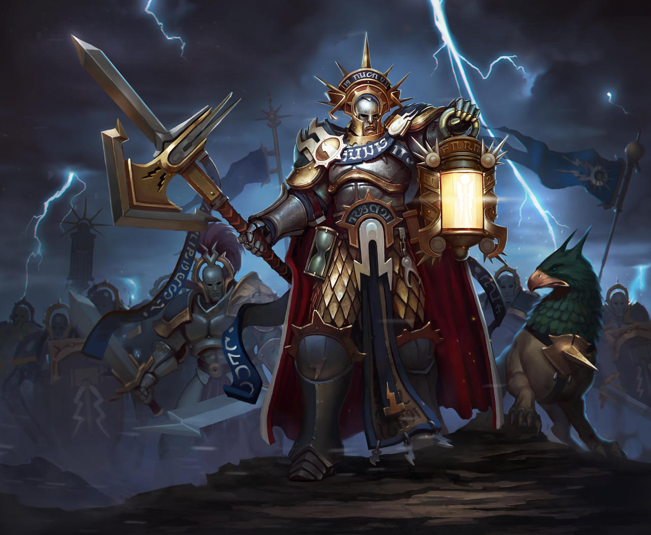 Stormcast Eternals Battletome Artifacts Part 2 And