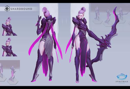 Soultaker - Shardbound