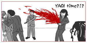 236 : Death Note : Yaoi Time 4