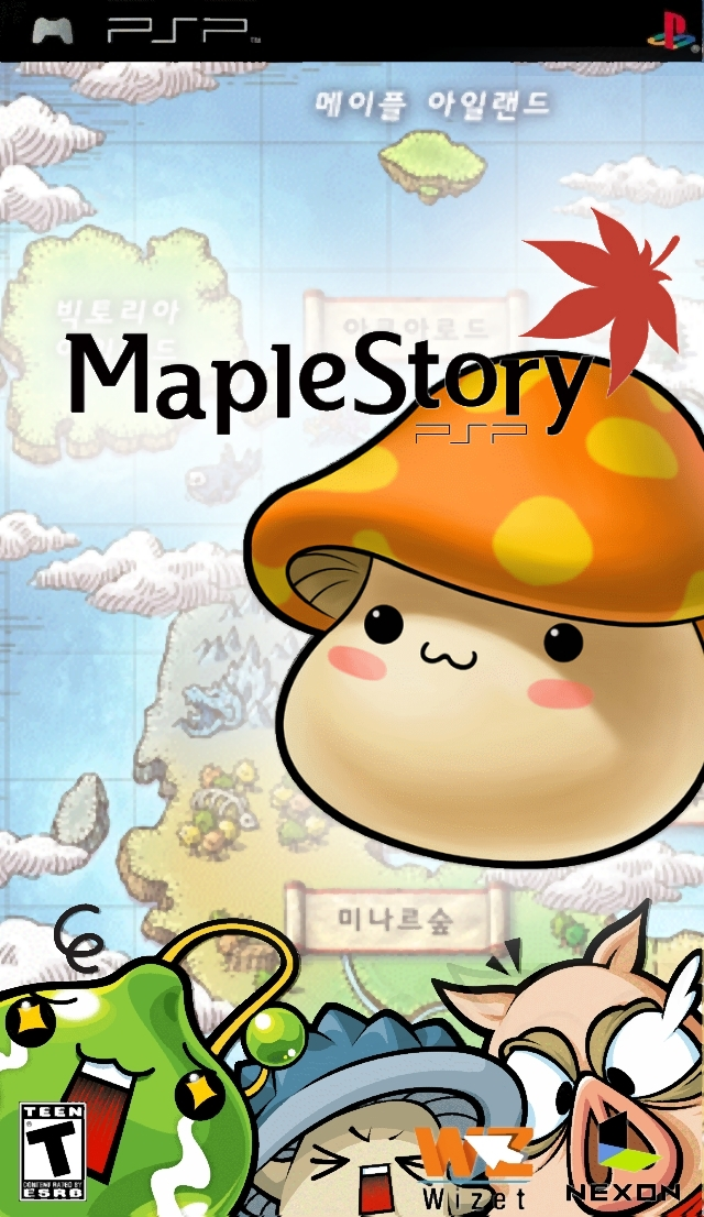 Maplestory psp download