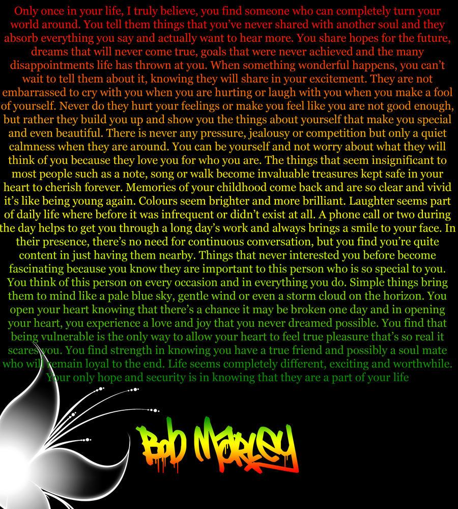 Bob Marley Quote 4 By ItachiUchihaIsMine Bob Marley Quote 4 By  ItachiUchihaIsMine