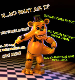Golden freddy tf, Requested by GoldenPyrite