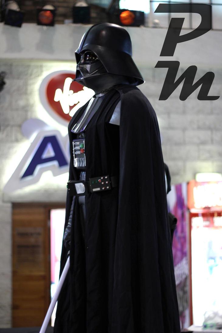 Vader by Peachey-Photos