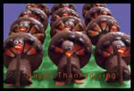 Thanksgiving Turkeys 07