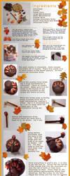 Edible Turkey Tutorial by Saiyan-Silk