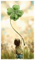 clover_four_leaf by depinz