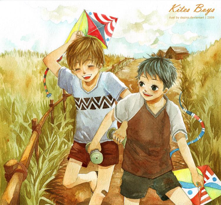 Kites_players by depinz