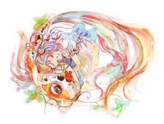 fish by depinz