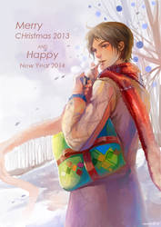 Happy holiday :D by depinz