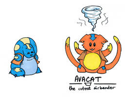 Avatar Wannabes by GlowingMember