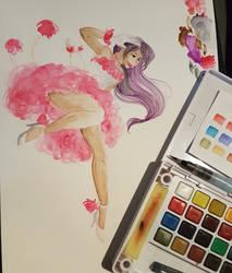 Magical Girl 2018 03 02 by GlowingMember