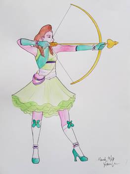 Magical Girl Archer