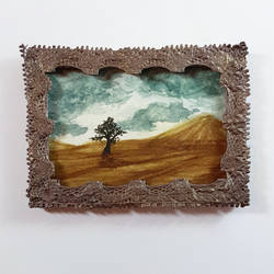 MiniPainting: Desert Tree