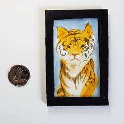 MiniPainting: Tiger