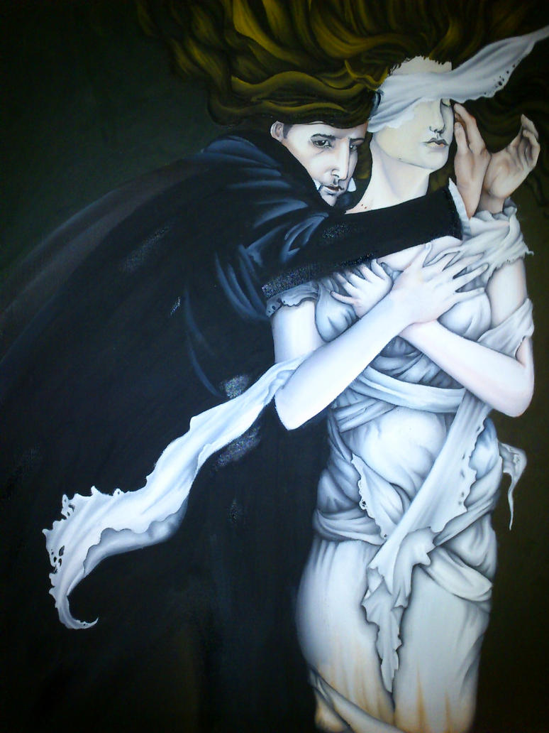 Dracula by herzeleid11