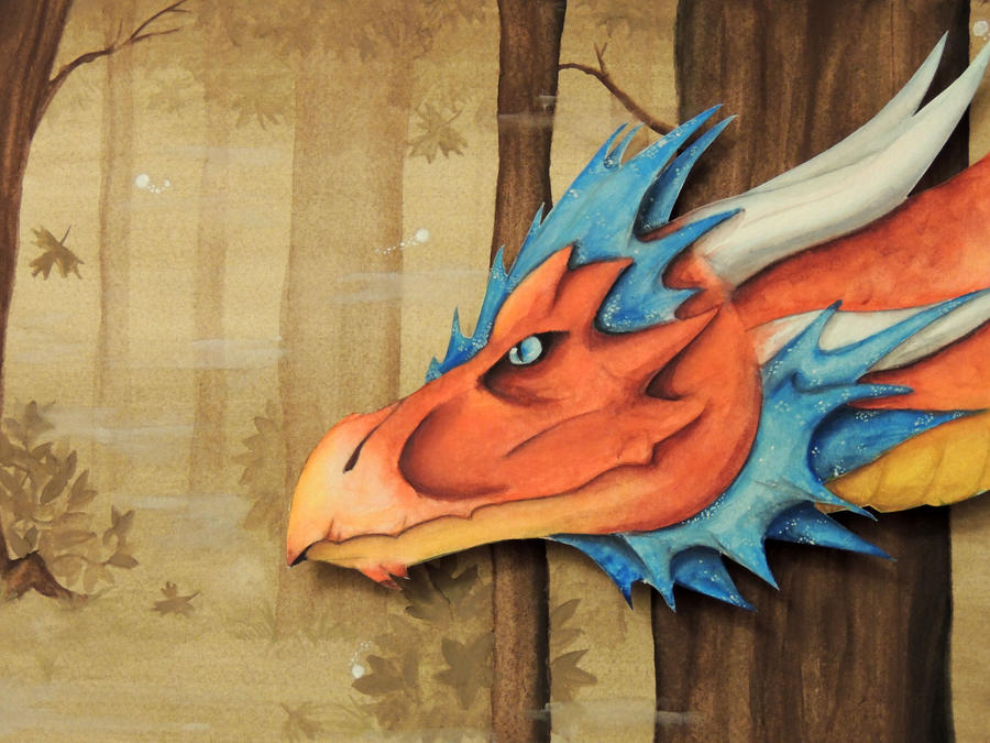 Sepia Dream by SwampDragon914
