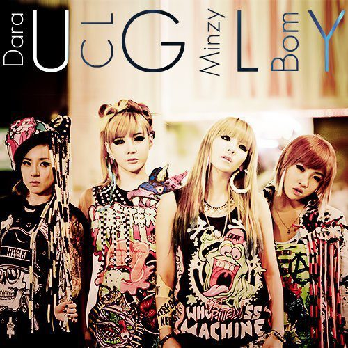 2NE1 - Ugly /// Mini Alb�m