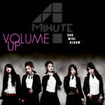 4Minute: Volume Up