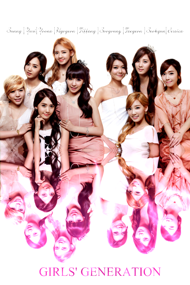 Girls Generation Ipodiphone Wallpaper By Awesmatasticaly