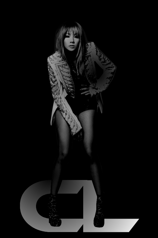 2NE1 CL IPOD IPHONE WALLPAPER By Awesmatasticaly Cool