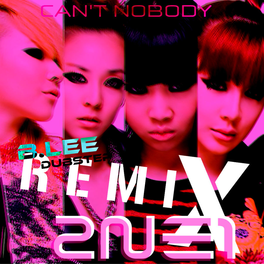 2NE1: Can't Nobody (b lee Dubstep Remix) by Awesmatasticaly
