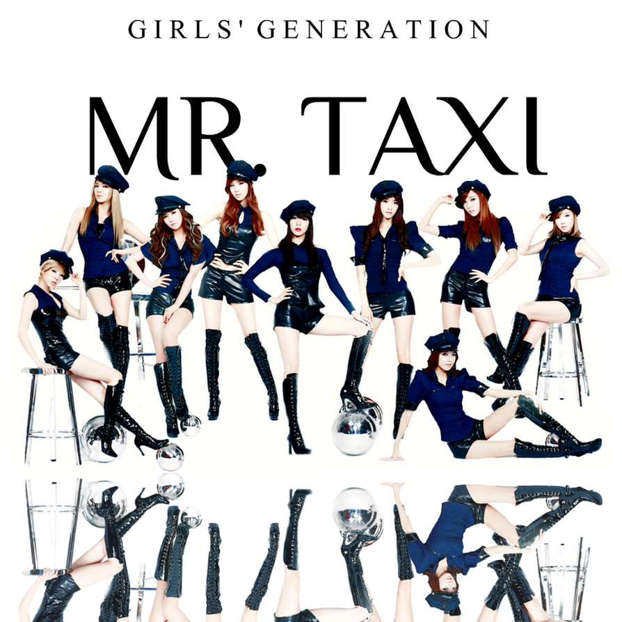 Girls' Generation: Mr. Taxi 2 by Awesmatasticaly-Cool