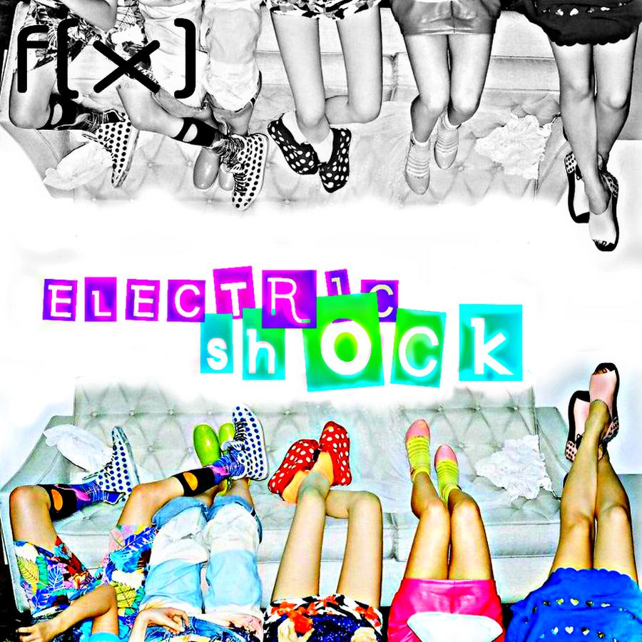 F(x) Pinocchio Album Cover | www.pixshark.com - Images ... F(x) Electric Shock Album Cover