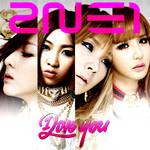 2NE1: I Love You Ver. 4