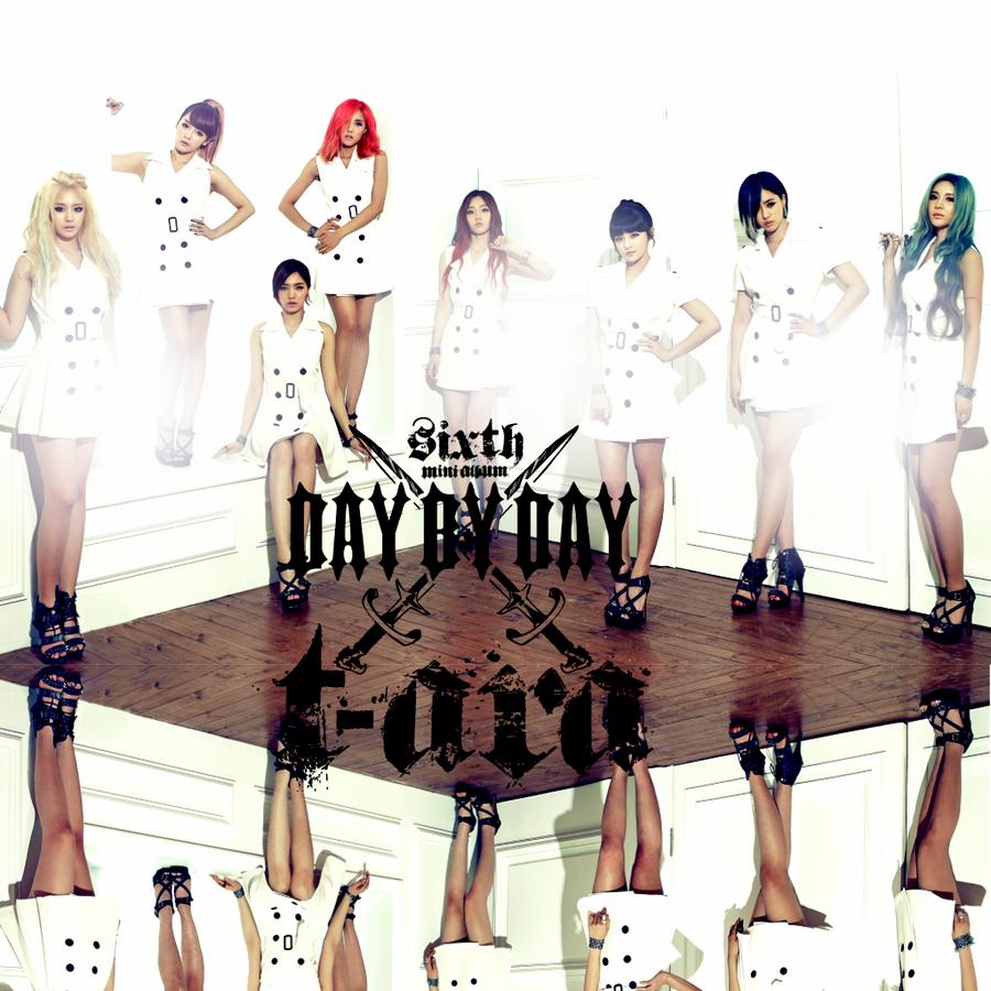 T-Ara Songs Lyrics~ - Day By Day - Page 1 - Wattpad