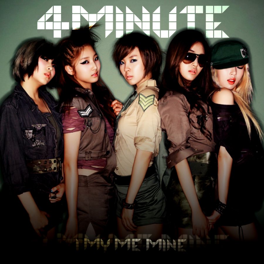 4minute i my me mine avi download
