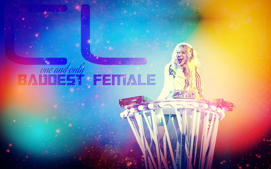 2NE1 CL WALLPAPER 5 By Awesmatasticaly Cool