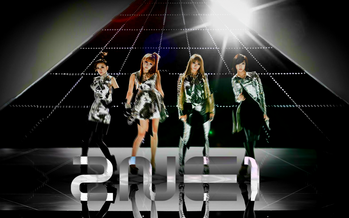 2ne1 i am the best wallpaper 3 by awesmatasticalycool on