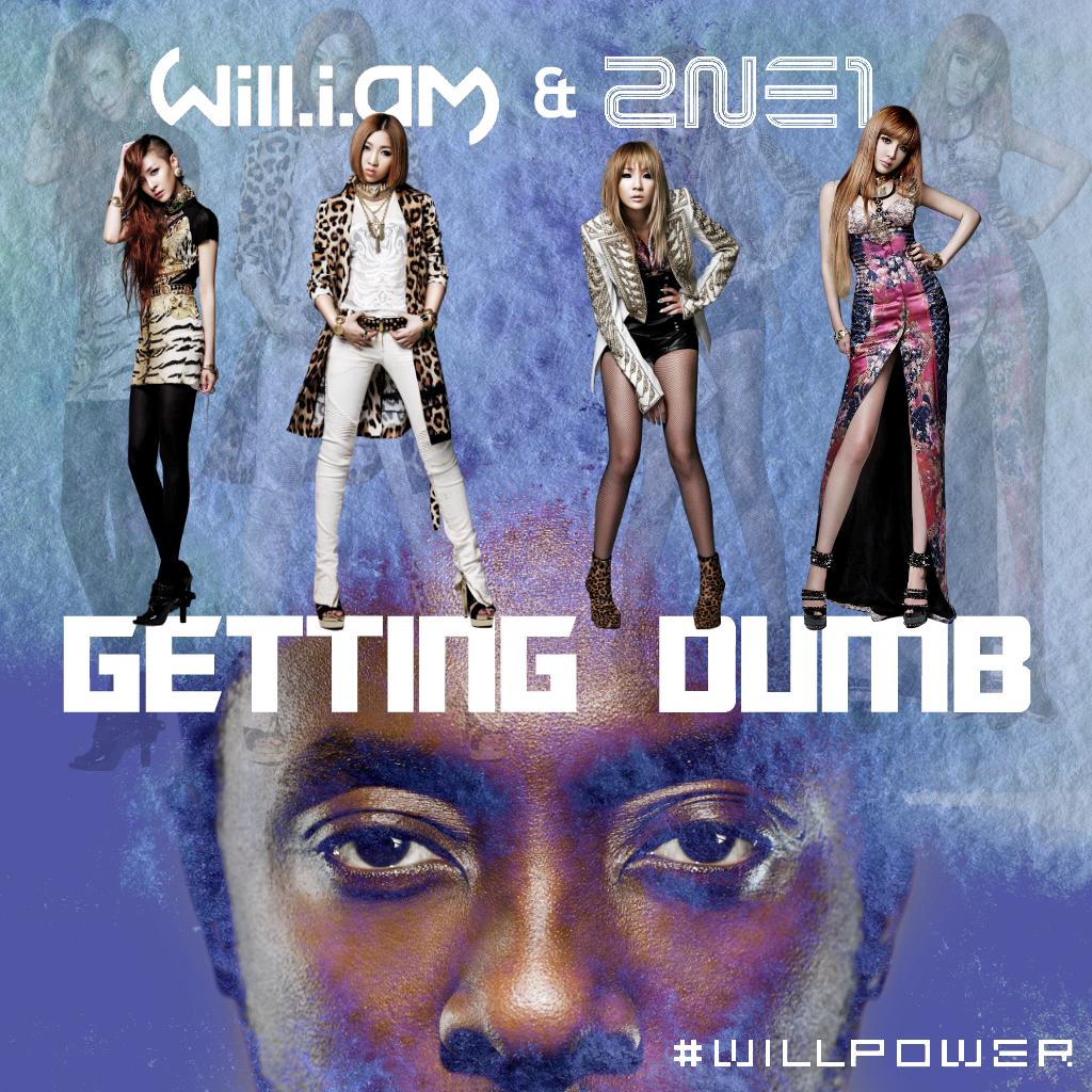 2NE1 & Will.i.am - Gettin� Dumb